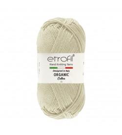 Etrofil  Organic Cotton Krem EB045