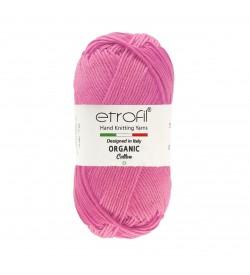 Etrofil  Organic Cotton Pembe EB020