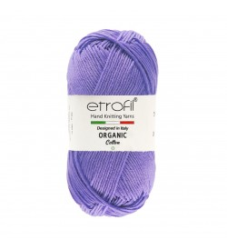 Etrofil  Organic Cotton Açık Mor EB021