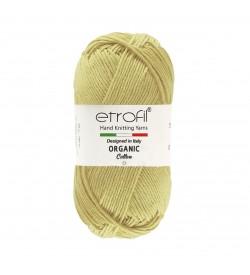 Etrofil  Organic Cotton Sarı EB028