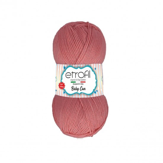 Etrofil Baby Can Mercan-80031