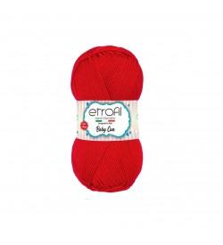 Etrofil Baby Can Kırmızı-80038