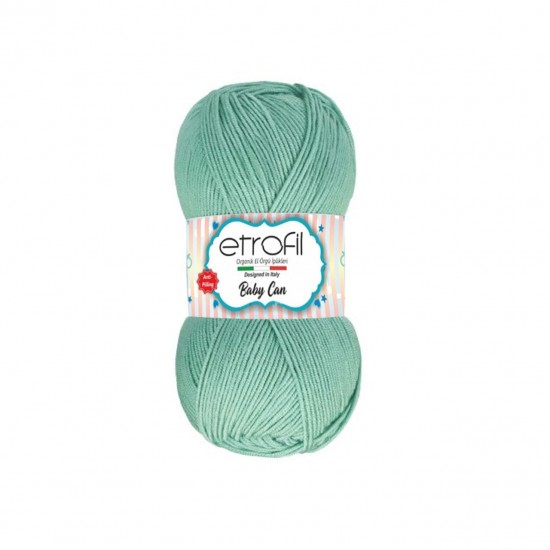 Etrofil Baby Can Mint-80040