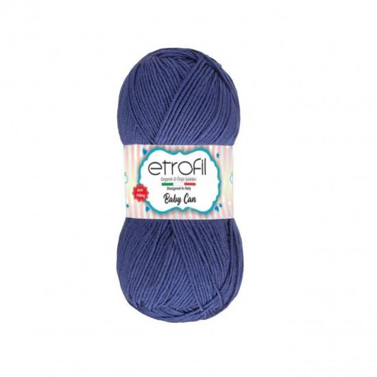 Etrofil Baby Can Deniz Mavisi-80051