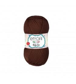 Etrofil Baby Can Kahverengi-80071