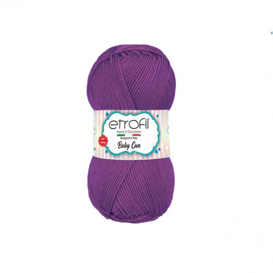 Etrofil Baby Can Mor-80060