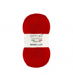 Etrofil Bebe Lux Kırmızı 70367