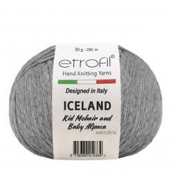 Etrofil Iceland Açık Gri 6005