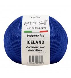 Etrofil Iceland Lacivert 70533