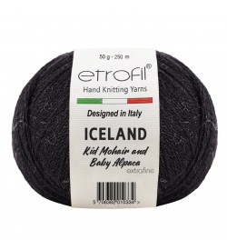Etrofil Iceland Siyah 91191