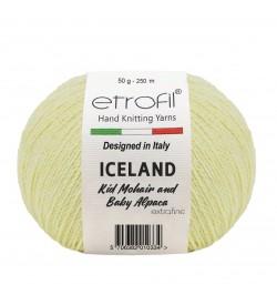 Etrofil Iceland Açık Sarı BL1002
