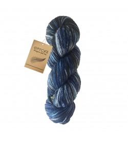 Etrofil İpek Yolu Siyah Lacivert Mavi EL177