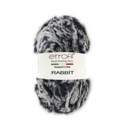 Etrofil Rabbit Lacivert Beyaz 70548
