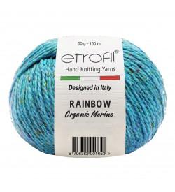 Etrofil Rainbow Turkuaz RN168
