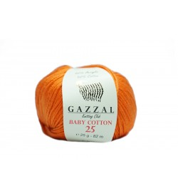 Gazzal Baby Cotton 25 - 3419