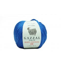 Gazzal Baby Cotton 25 - 3421
