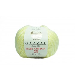 Gazzal Baby Cotton 25 - 3413