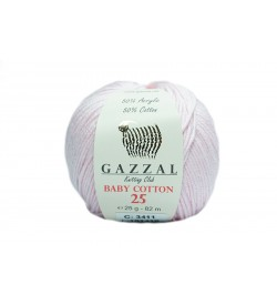 Gazzal Baby Cotton 25 - 3411