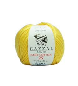 Gazzal Baby Cotton 25 - 3417