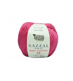 Gazzal Baby Cotton 25 - 3415
