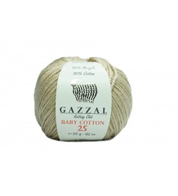 Gazzal Baby Cotton 25 - 3424