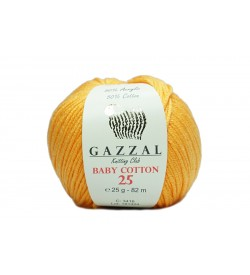 Gazzal Baby Cotton 25 - 3416