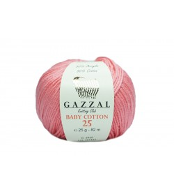 Gazzal Baby Cotton 25 - 3435