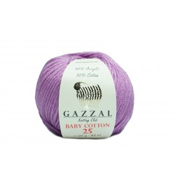 Gazzal Baby Cotton 25 - 3414