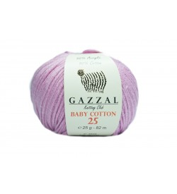 Gazzal Baby Cotton 25 - 3422