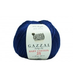 Gazzal Baby Cotton 25 - 3438