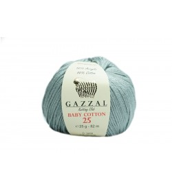 Gazzal Baby Cotton 25 - 3430