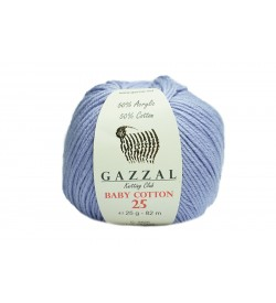 Gazzal Baby Cotton 25 - 3420