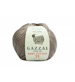 Gazzal Baby Cotton 25 - 3434