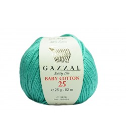 Gazzal Baby Cotton 25 - 3426