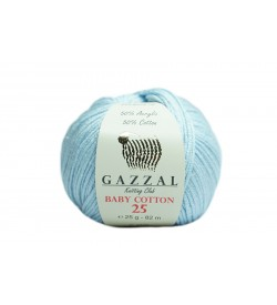 Gazzal Baby Cotton 25 - 3429