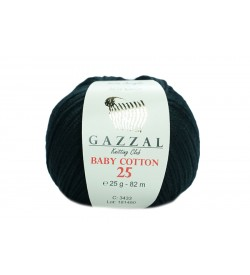 Gazzal Baby Cotton 25 - 3433