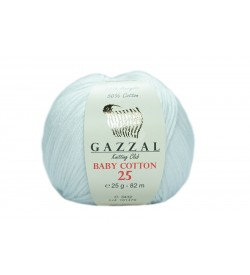 Gazzal Baby Cotton 25 - 3432