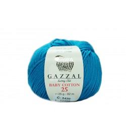 Gazzal Baby Cotton 25 - 3428