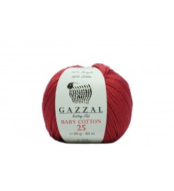Gazzal Baby Cotton 25 - 3439