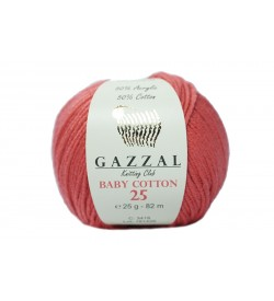 Gazzal Baby Cotton 25 - 3418