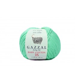 Gazzal Baby Cotton 25 - 3425