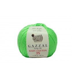 Gazzal Baby Cotton 25 - 3427