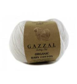 Gazzal Organic Baby Cotton 415