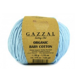 Gazzal Organic Baby Cotton 423