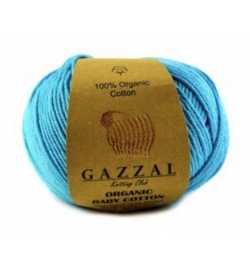 Gazzal Organic Baby Cotton 424