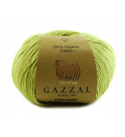 Gazzal Organic Baby Cotton 426