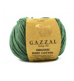 Gazzal Organic Baby Cotton 427