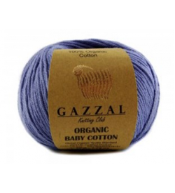 Gazzal Organic Baby Cotton 428