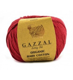 Gazzal Organic Baby Cotton 429