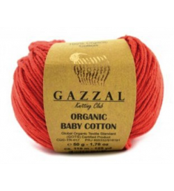 Gazzal Organic Baby Cotton 432
